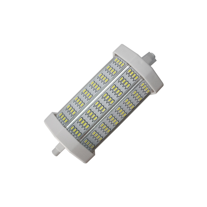 Lampada led r7s 96led 10w 230v l 118mm whyled by sice for Lampada led r7s 118mm dimmerabile
