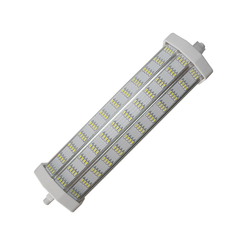 Lampada led r7s 144led 15w 230v l 189mm whyled by sice for Lampada led r7s 118mm dimmerabile