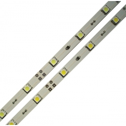 LED Strip Rigide 15LED 50cm 12V per Interni - CS chiaro