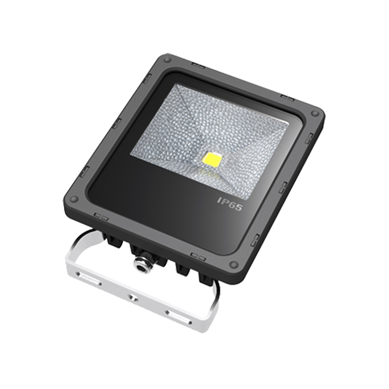 Faro led square da 10w a 200w da esterno bridgelux for B w da esterno